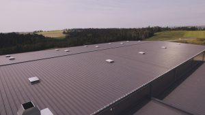 EMK Service GmbH - Neubau Lagerhalle mit Büro in Thyrnau
