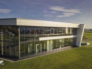 FTF Freund - Neubau Produktionshalle mit Bürogebäude in Hutthurm