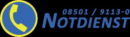 Motdienst 08501 91130 - Unsere Notdienstzeiten und Pauschalen