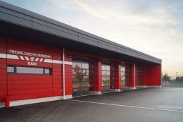Freiwillige Feuerwehr Rain -Hoffmann Firmengruppe Thyrnau Passau - Spenglerei Heizung Lüftung Sanitär