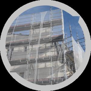Fassadensanierung Hoffmann GmbH Thyrnau Passau - Spenglerei Heizung Lüftung Sanitär Foliendäche