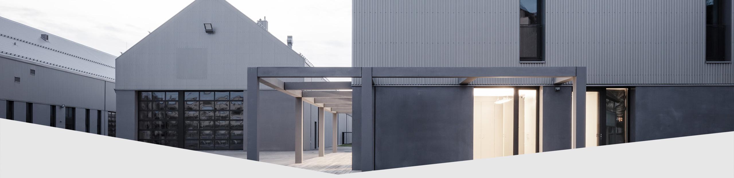 Fasade Hoffmann GmbH Thyrnau Passau - Spenglerei Heizung Lüftung Sanitär Foliendäche