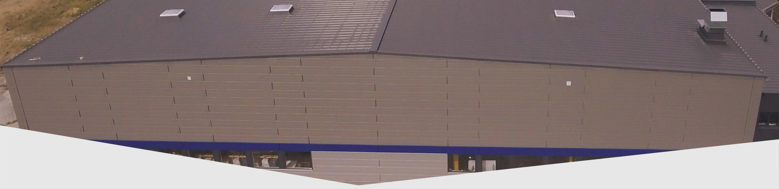Referenzen Dach Fassade Hoffmann GmbH Thyrnau Passau - Spenglerei Heizung Lüftung Sanitär Foliendäche